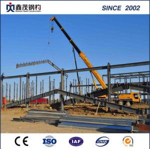 H Section châssis en acier préfabriqués Structure en acier de construction pour l'atelier
