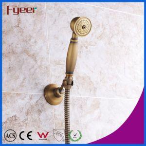 Fyeerの固体銅の壁に取り付けられた旧式な浴室のシャワーのコック