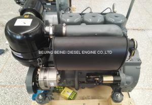 トラックのBeinei Deutzのディーゼル機関空気によって冷却されるF3l912