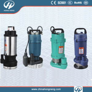Floatのシングルステージ1HP Submersible Clean Water Pump