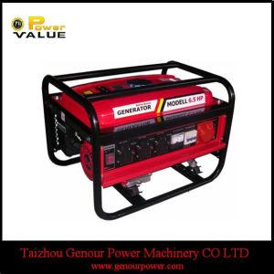 중국 Power 188f 5.5kw Gasoline Generator