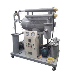 3000L/H purificador de aceite del transformador de vacío, el aceite de la regeneración de la máquina de reciclaje