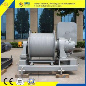 ISO Qtz Ce50 serie 5t grúa torre de carga con 50m de longitud de pluma para obras de construcción