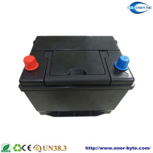 Populares 12V 80 Ah Car Pack de baterias de arranque