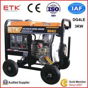 3Квт дизельный генератор с помощью высоких технологий