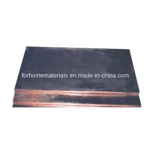 三金属Copper+Titanium+Copperの爆発性の覆われた版