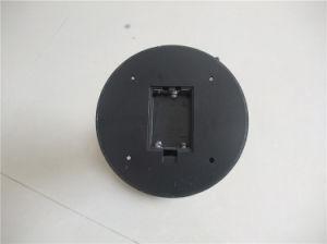 プラスチック再充電可能な12のLEDの手動クランクのダイナモのキャンプのランタンの乾電池キャンプライト
