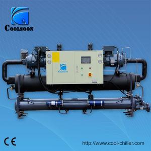 100HP de water Gekoelde Koelere Fabrikant van het Water van het Type van Schroef