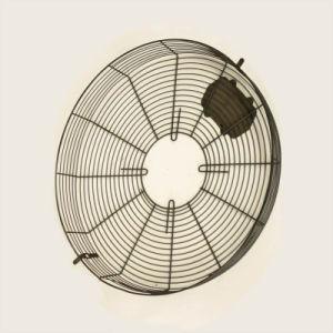 Guardamanos de metal de acero /Cubierta de ventilador para una sola