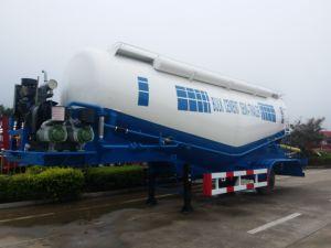 販売のための半中国のトラックのトレーラーの製造業者の供給の大きさのセメントタンクトレーラーのタンカーのトレーラー