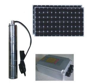 Водяной насос на солнечной энергии 7300 Ватт солнечной водяной насос
