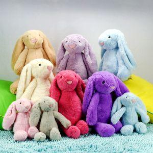 Pianta del giocattolo farcita coniglio sveglio cinese della fabbrica