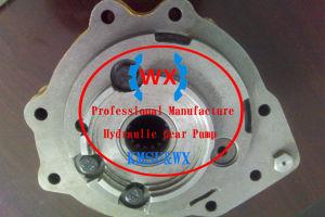 A tecnologia importado material e bomba de engrenagem hidráulica: 113-15-00470 para bulldozer D21P-6/D21A-8eo/D21p-8eo/D21AG-7/D31PL-18/D31PL