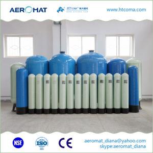 Htcoma FRP Vessels Filtro de agua Fleck Ablandador de agua