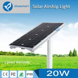 Outdoor LED solar de alta qualidade para a Aldeia da Luz de Rua