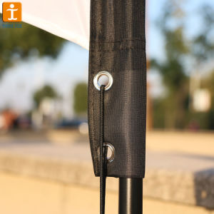 Прочного трикотажные полиэфирная ткань Tear Drop баннеры (TJ-20)