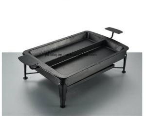鉄の鋳造およびエナメルによってめっきされる従来の魚揚げ物および魚の汽船