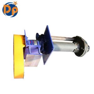 Centrifuge pompe verticale dela fabrication de lisier à usage intensif