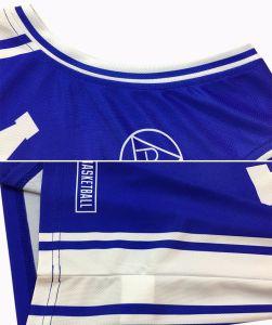 Healong 열에 의하여 옮겨지는 전사 농구 Jerseys