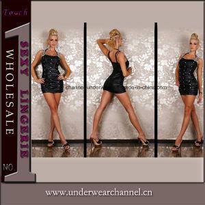Les femmes de haute qualité Fashion partie Prom Mini robe de cocktail (2326)