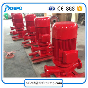 Hohe Leistungsfähigkeits-Zusatzfeuerbekämpfung-Inline-Jockey-Pumpe