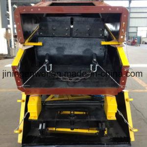 De Laadmachine van de Rots van de Schraper van de Machine van Mucker van de Schraper van de mijnbouw p-30b