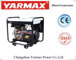 Tipo aperto di combustibile di Yarmax del generatore diesel basso del consumo