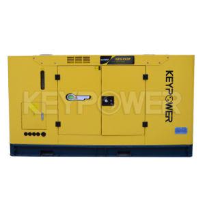 48kw Groupe électrogène diesel de type silencieux portable