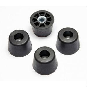 e21bd1f08d4 Plástico redondo  Casquillo de goma parachoques para muebles armario  maquinaria
