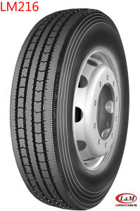 DOT Heavy Duty Truck Tire (295/75R22.5/14 LM216)