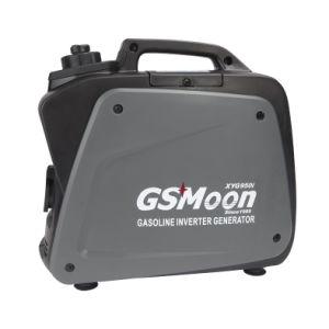 700W Mini gasolina gasolina pequeño hogar generador de camping