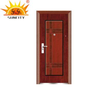 Diseño económico de la fábrica a ras de las puertas de acero (SC-S038)