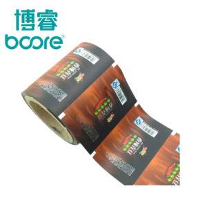 Filme de laminação térmica de BOPP para embalagens de alimentos