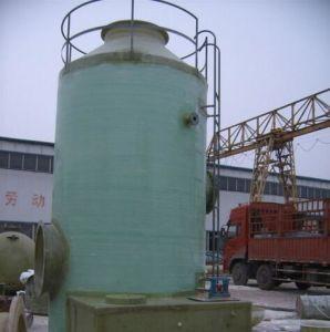 De Zure Mist GRP absorbeert de Toren van de Gaszuiveraar van de Lucht