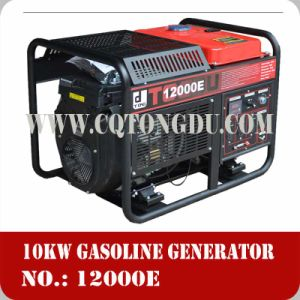 10kw gerador gasolina portátil com a Honda GX690 Motor de estilo