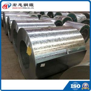 Bobine d'acier galvanisé /Gi bobine/GI pour la construction de la plaque