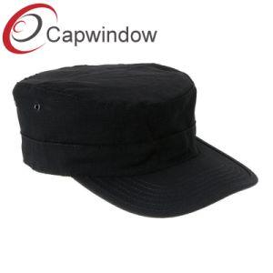 100%年の綿のあや織りが付いているブランクカムフラージュの帽子の軍隊の帽子