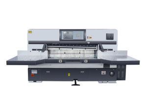 ペーパーかシートまたはボール紙(SQZK1850DH-15)のための15inchタッチ画面1850mm CNCの打抜き機