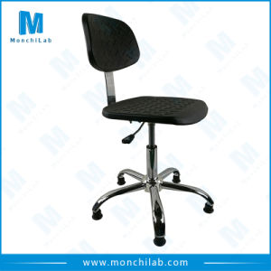 ベースが付いているESDの実験室の椅子