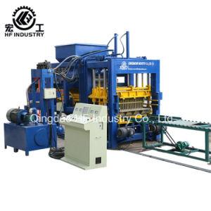 [قت8-15] على نحو واسع يستعمل خرسانة قالب يجعل آلة لأنّ عمليّة بيع في [أوسا] راصف قالب آلة