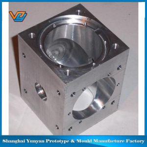 Pezzo meccanico del tornio di precisione di Costom e lavorare di CNC