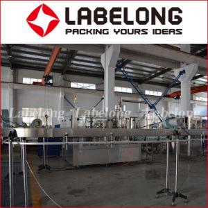 自動炭酸水・またはガス水ペットまたはガラスビンの充填機またはびん詰めにする機械