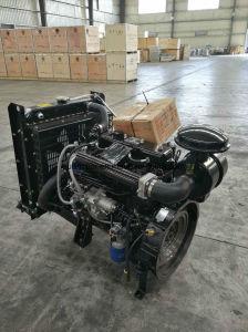 防火のための40HP 3000rpm媒体そして小さいディーゼル機関