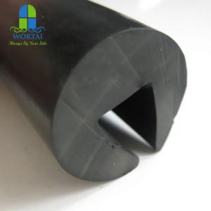 Нестандартный резиновый уплотнитель направляющего желобка U