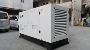 Cummins 100kVA 80kw Silent Electric Power Diesel Generator Set Genset Soundproof Diesel Generator