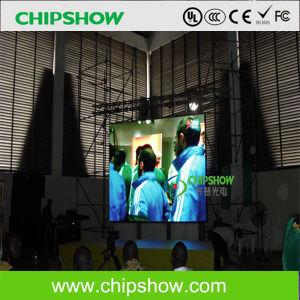 Chipshow P10 pleine couleur Affichage LED de location au Nigéria