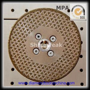 Quality Premium Electroplated Diamond Disc per Glass Cutting
