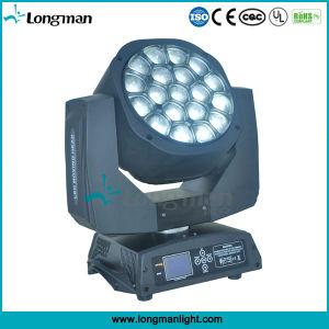 indicatore luminoso capo mobile del fascio di 285W RGBW IP20 DMX LED