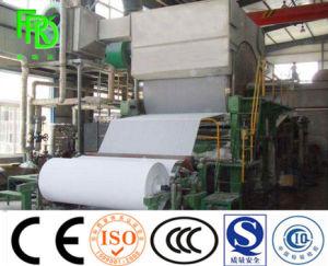 La carta velina della toletta di alta qualità fa il modello di macchina 1092