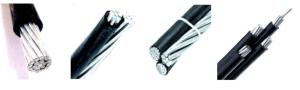 Cavo ambientale Twisted di ABC XLPE dell'isolamento di alluminio di NFC